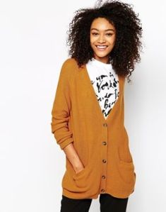 Cardigan by Monki